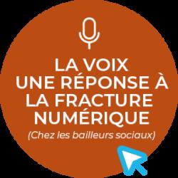 La voix, une réponse à la fracture numérique chez les bailleurs sociaux